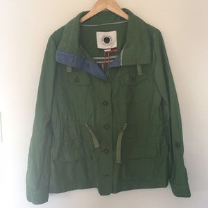 Daughters of the Liberation Utility Jacket • BNWT
